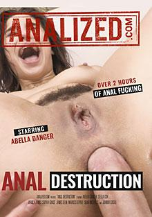 Anal Destruction Box Cover - Login to see Back