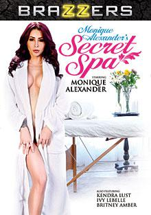 Monique Alexander's Secret Spa Box Cover