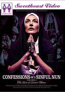 Confessions Of A Sinful Nun Volume 2 - The Rise of Sister Mona