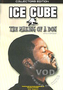 Ice Cube - The Making Of A Don (655690900095)