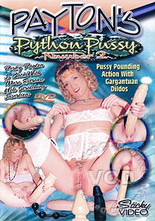 Payton's Python Pussy 2 Box Cover