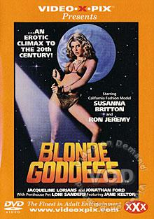 Blonde Goddess Box Cover