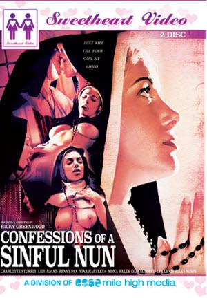 Confessions of a Sinful Nun box cover