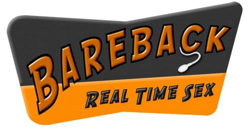 Bareback real time sex