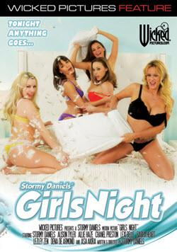 Stormy Daniels' Girls Night from Wicked Pictures