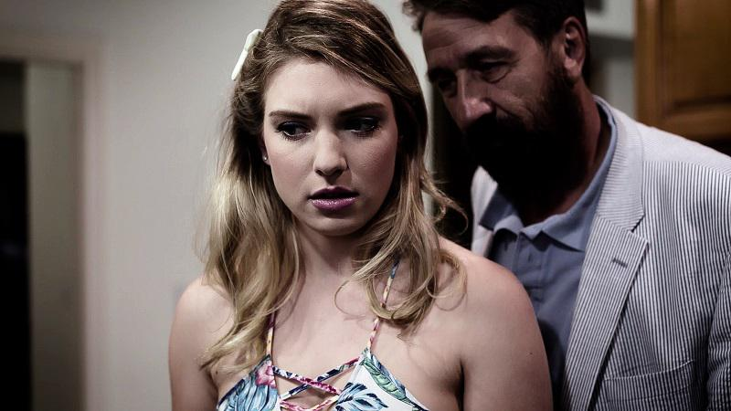 Giselle Palmer and Steve Holmes have sex in Uncle Fucker from Pure Taboo