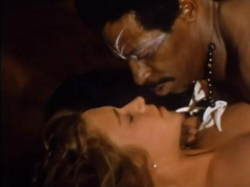 Johnnie Keyes & Marilyn Chambers in Behind The Green Door