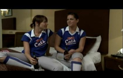 Lesbian Sports Porn - Scoring Some Pussy: The Top 8 Lesbian Sports Scenes | Hot Movies