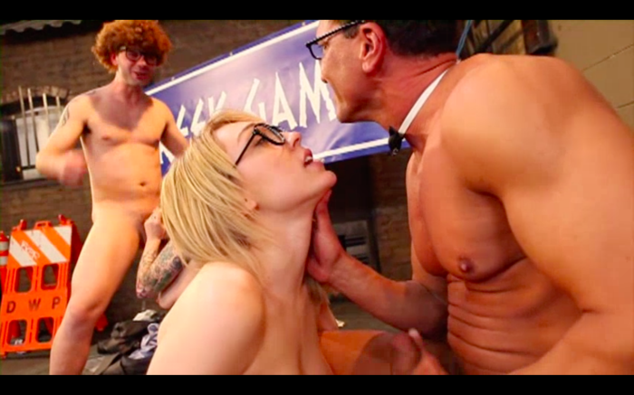 Misti Dawn and Lily LaBeau in Official Revenge Of The Nerds Parody