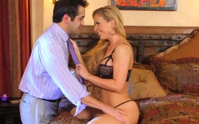 Cherie DeVille & Donnie Rock