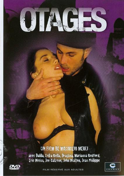 Otages (1994) box cover