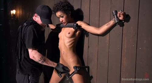 Device Bondage - The Pope Vs Skin Diamond Kink.com