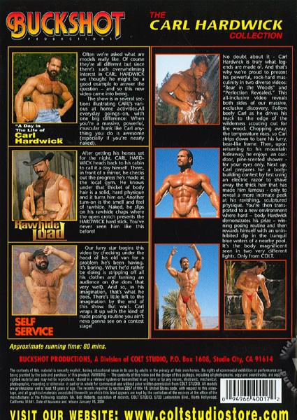 Minute Man Series 20 Carl Hardwick Collection Cover Back