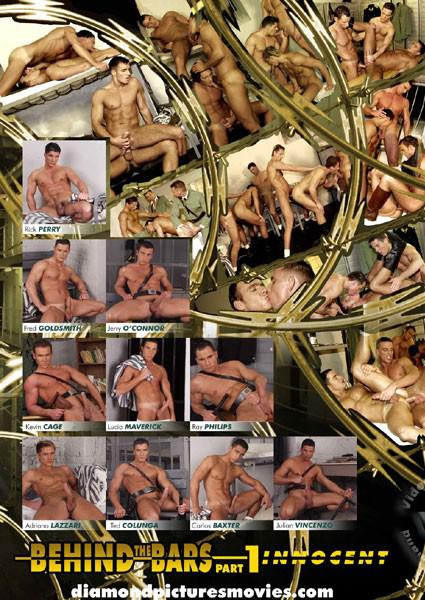 Prison 1 Abus sexuels aka Behind the Bars 1 Innocent Cover Back