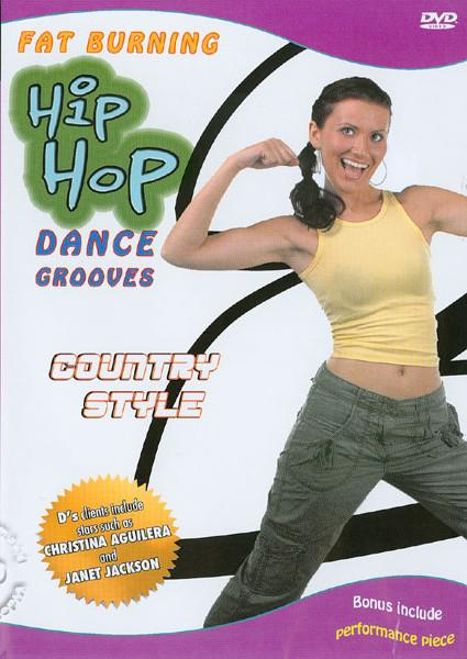 Fat Burning Hip-Hop Dance Grooves - Country Style Box Cover