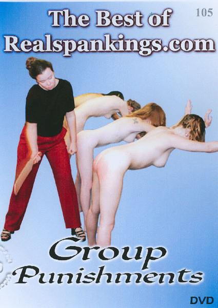 Group Punishments Box Cover