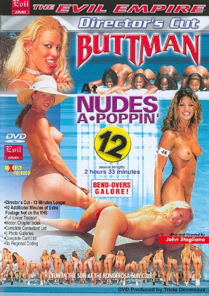 Buttman At Nudes A Poppin' 12 Box Cover