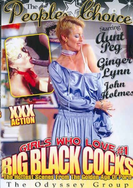 The Peoples Choice: Girls Who Love Big Black Cocks #1 Box Cover