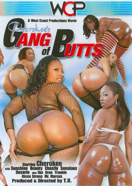 Cherokee's Gang Of Butts Box Cover