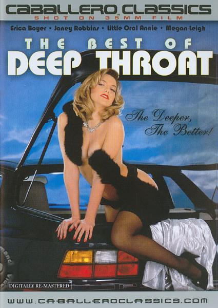 The Best Of Deep Throat Box Cover