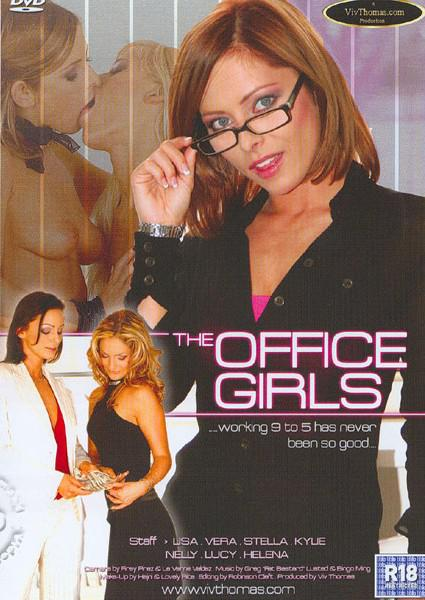 The Office Girls Box Cover - Login to see Back