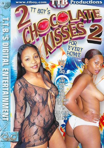 2 Chocolate Kisses For Every Homie 2 Box Cover