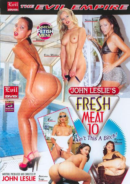 Fresh Meat 10 Box Cover