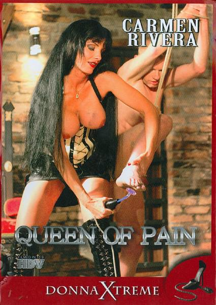 Queen Of Pain Box Cover