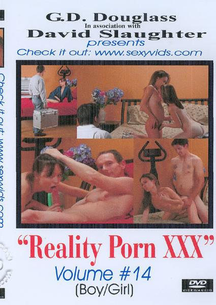 Reality Porn XXX Volume #14 Box Cover