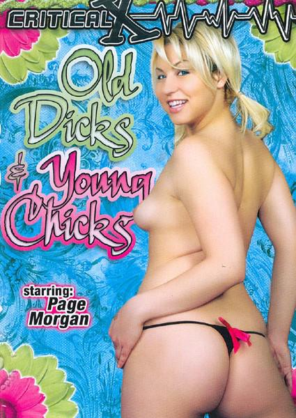 Old Dicks & Young Chicks Box Cover