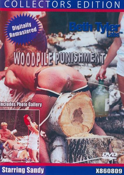 Woodpile Punishment Box Cover