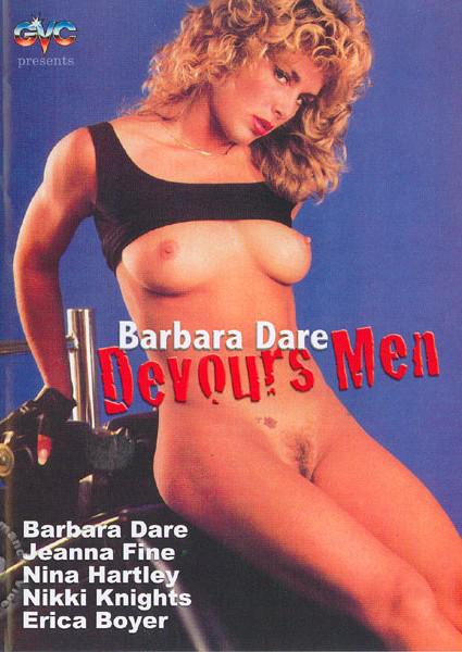 Barbara Dare Devours Men Box Cover