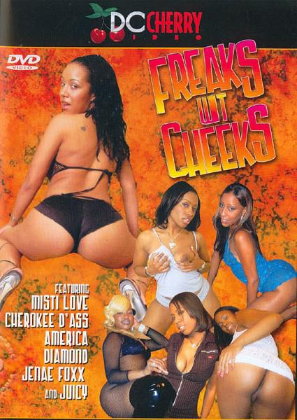 Freaks Wit Cheeks Box Cover