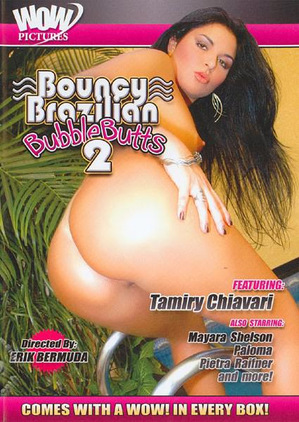 Bouncy Brazilian Bubble Butts 2 Box Cover