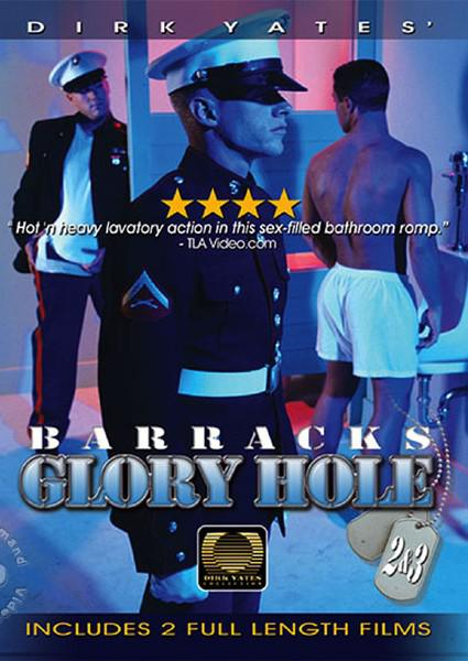 Barracks Glory Hole 3 Front Cover