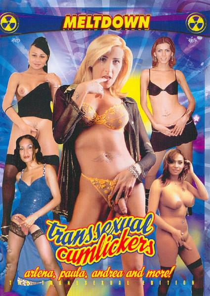 Transsexual Cumlickers Box Cover