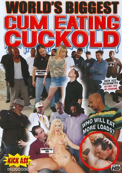 World's Biggest Cum Eating Cuckold Box Cover