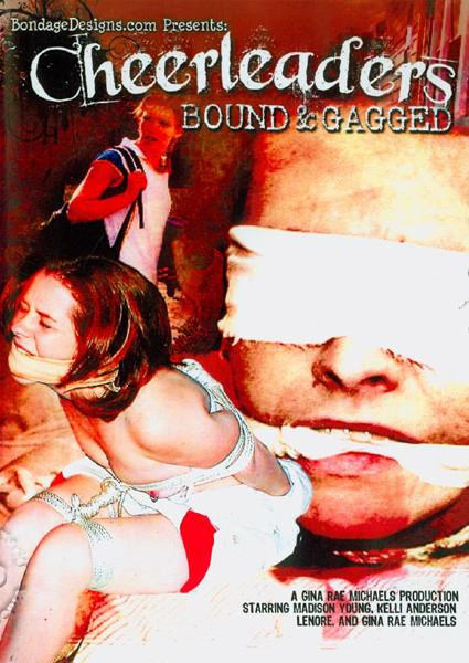 Cheerleaders Bound & Gagged Box Cover