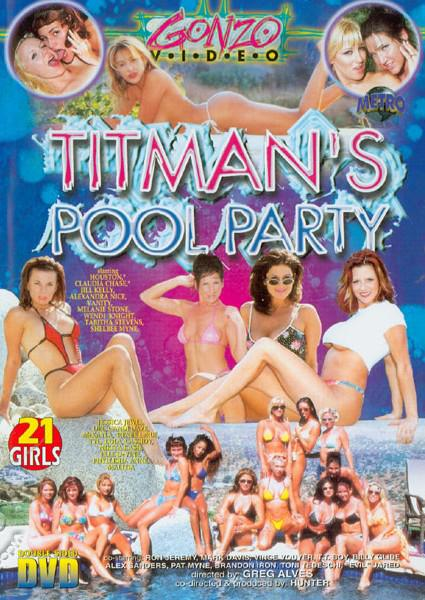 Titman's Pool Party Box Cover