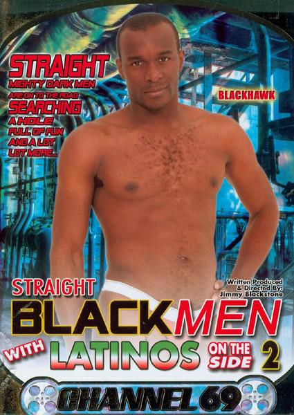 Straight Black Men WIth Latinos On The Side 2 Box Cover