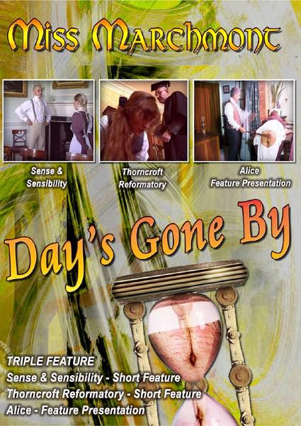 Day's Gone By Box Cover