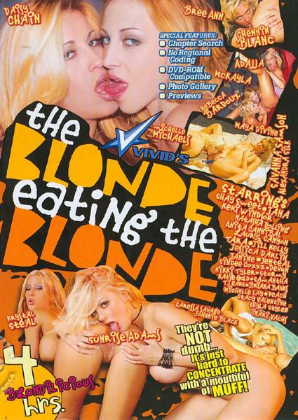 The Blonde Eating The Blonde Box Cover