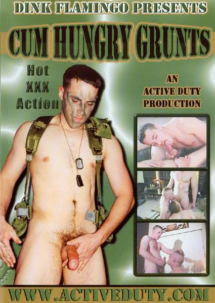 Cum Hungry Grunts Cover Front