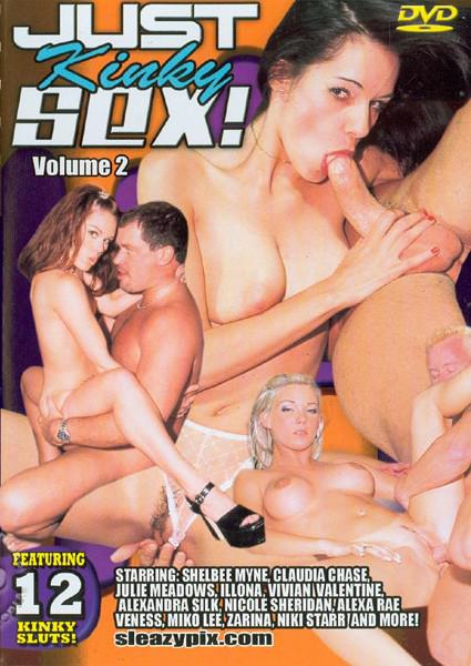 Just Kinky Sex! 2 Box Cover
