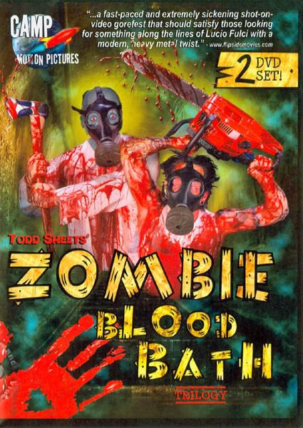 Zombie Bloodbath 2:  Rage of the Undead Box Cover