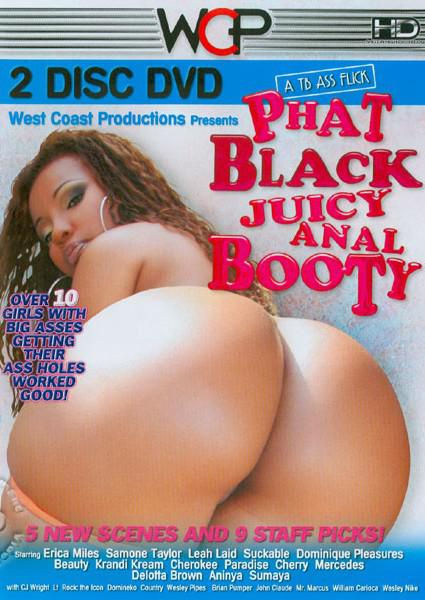 Phat Black Juicy Anal Booty (Disc 1) Box Cover
