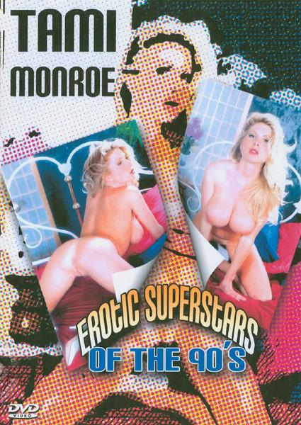 Erotic Superstars Of The 90s - Tami Monroe Box Cover