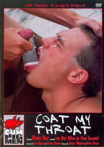 Coat My Throat Box Cover