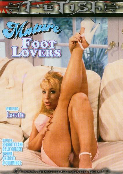 Mature Foot Lovers Box Cover