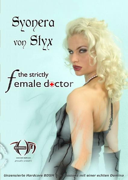 Syonera Von Styx - The Strictly Female Doctor Box Cover
